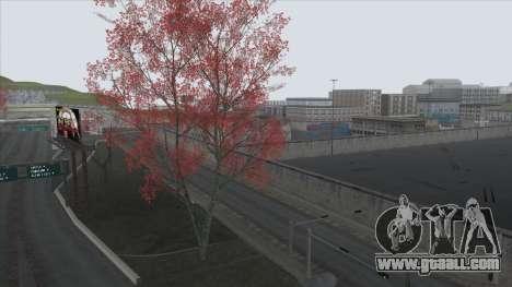 Autumn in SA v2 for GTA San Andreas fifth screenshot