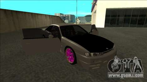 Nissan 200sx Drift JDM for GTA San Andreas side view