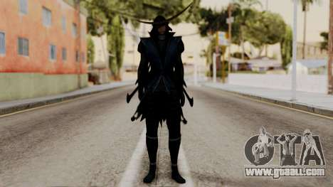 Sengoku Basara 3 - Masamune Date Original Weapon for GTA San Andreas second screenshot