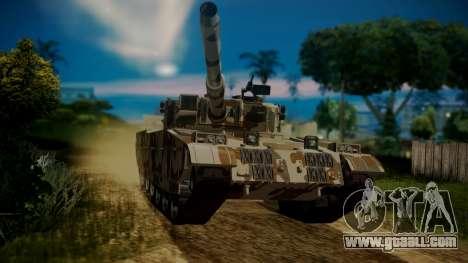 GTA 5 Rhino Tank for GTA San Andreas right view