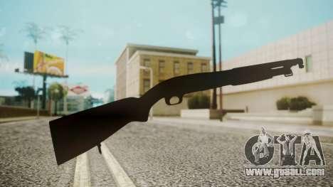 Winchester M1912 for GTA San Andreas third screenshot