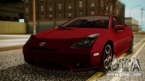 Toyota Celica SS2 Tunable for GTA San Andreas