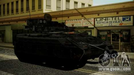 VD-1710 Armadillo APC Camo for GTA San Andreas