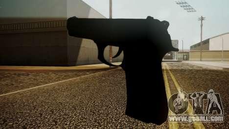Beretta M9 Battlefield 3 for GTA San Andreas second screenshot