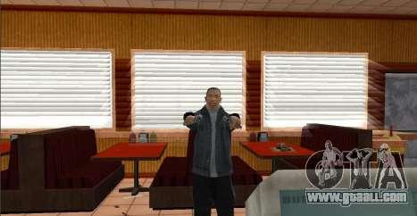 Deagle Styles for GTA San Andreas