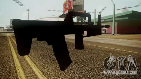 A-91 Battlefield 3 for GTA San Andreas third screenshot