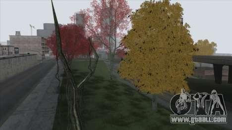 Autumn in SA v2 for GTA San Andreas sixth screenshot