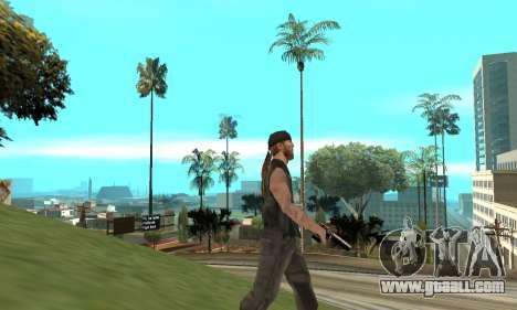 Deagle for GTA San Andreas forth screenshot
