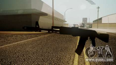 AK-74M Battlefield 3 for GTA San Andreas second screenshot