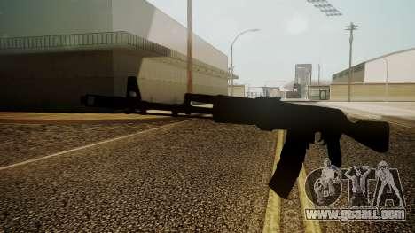 AK-74M Battlefield 3 for GTA San Andreas second screenshot