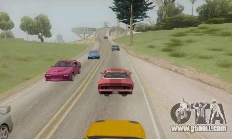 ENB Settings by LaiM for GTA San Andreas third screenshot