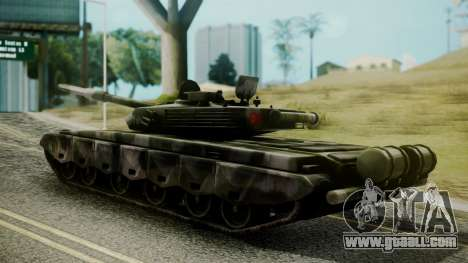Type 99 from Mercenaries 2 for GTA San Andreas left view