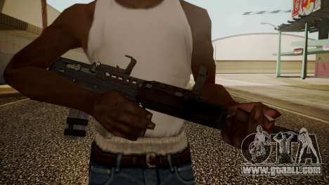 L85A2 Battlefield 3 for GTA San Andreas
