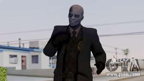 SkullFace for GTA San Andreas