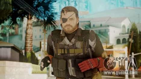 Venom Snake Square for GTA San Andreas