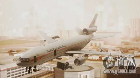 DC-10-10 National Airlines for GTA San Andreas