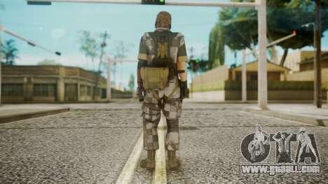Venom Snake Square for GTA San Andreas third screenshot