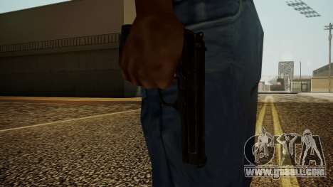 Beretta M9 Battlefield 3 for GTA San Andreas third screenshot