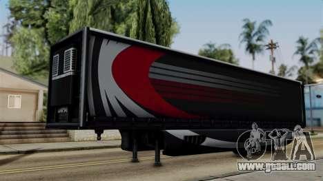 Aero Dynamic Trailer Stock for GTA San Andreas
