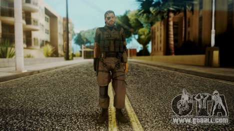 Venom Snake Stun Arm for GTA San Andreas second screenshot