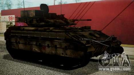 VD-1710 Armadillo APC Chinese for GTA San Andreas