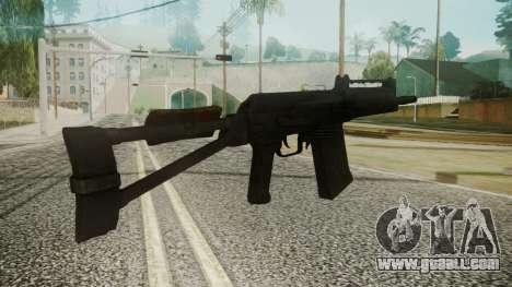 SAIGA Battlefield 3 for GTA San Andreas second screenshot