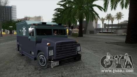 Autumn in SA v2 for GTA San Andreas tenth screenshot