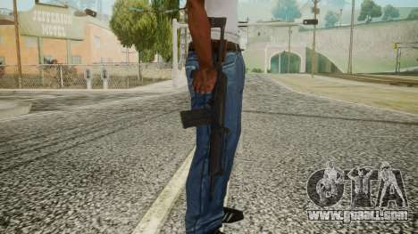 SAIGA Battlefield 3 for GTA San Andreas third screenshot