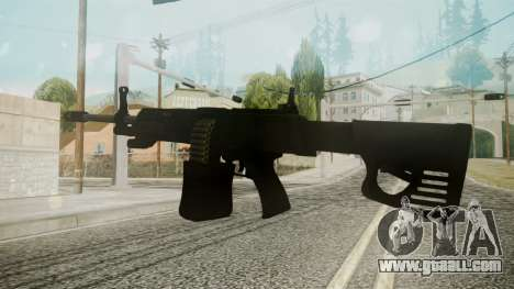LSAT Battlefield 3 for GTA San Andreas second screenshot
