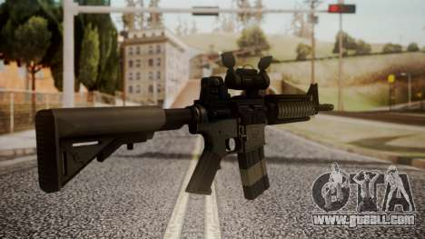 Rifle by catfromnesbox for GTA San Andreas second screenshot
