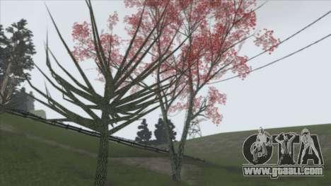 Autumn in SA v2 for GTA San Andreas third screenshot