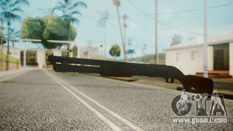 Shotgun by catfromnesbox for GTA San Andreas second screenshot