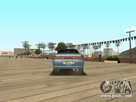 Toyota Mark II for GTA San Andreas right view