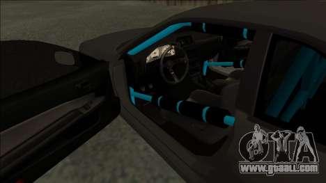 Nissan Skyline R34 Drift Monster Energy for GTA San Andreas right view