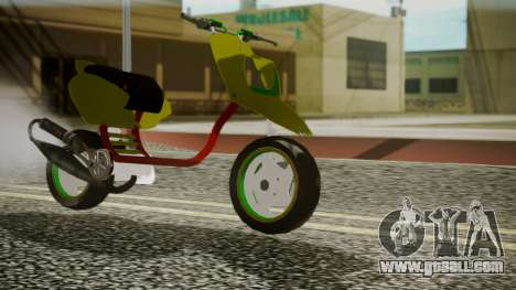 Proto Rasta for GTA San Andreas