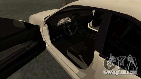 Nissan Skyline R34 Drift JDM for GTA San Andreas right view