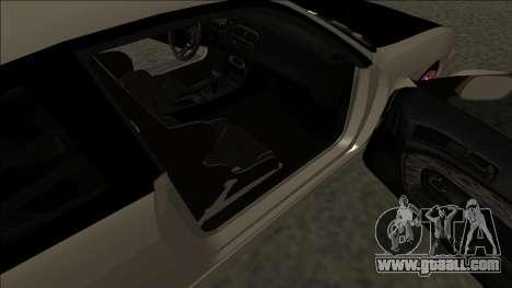 Nissan 200sx Drift JDM for GTA San Andreas back left view