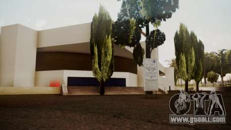 New Los Santos FORUM for GTA San Andreas third screenshot