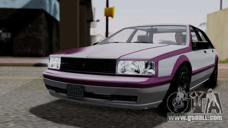 GTA 5 Albany Primo IVF for GTA San Andreas