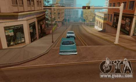 ENB Settings by LaiM for GTA San Andreas second screenshot