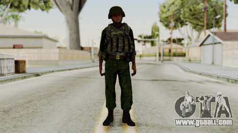 The airborne soldier for GTA San Andreas second screenshot
