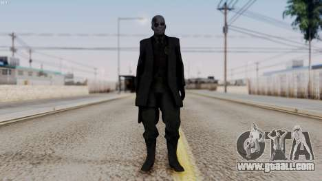 SkullFace for GTA San Andreas second screenshot