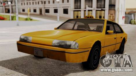 Taxi Emperor v1.0 for GTA San Andreas
