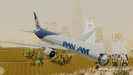 Boeing 787-9 Pan AM for GTA San Andreas