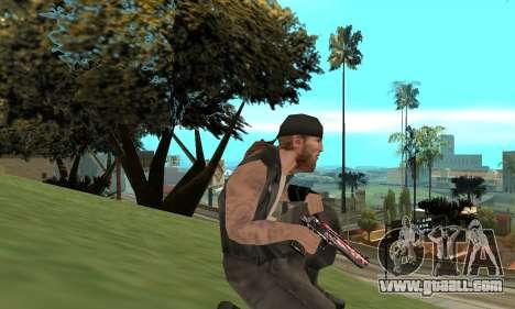 Deagle for GTA San Andreas third screenshot