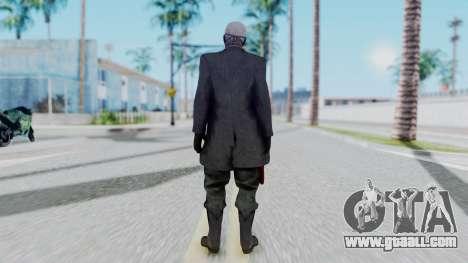 SkullFace Mask for GTA San Andreas third screenshot