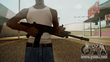 ACW-R Battlefield 3 for GTA San Andreas