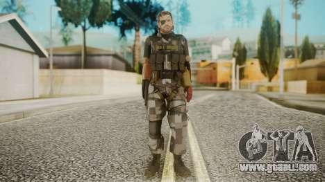 Venom Snake Square for GTA San Andreas second screenshot
