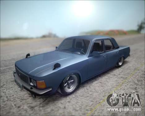 Volga 3102 for GTA San Andreas