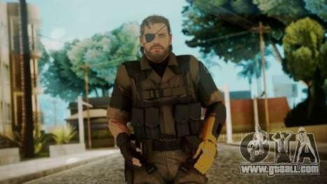 Venom Snake Stun Arm for GTA San Andreas